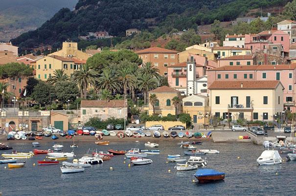 Porto Azzuro - Ferienwohnungen auf Elba