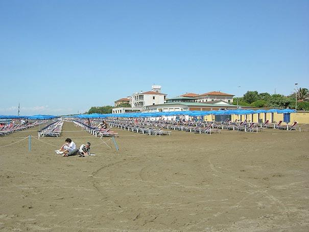 Urlaub am Meer in Marina di Castagneto Carducci