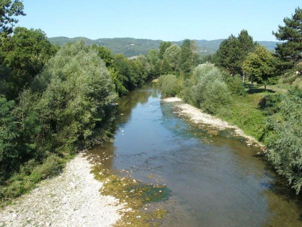 Fluss Arno