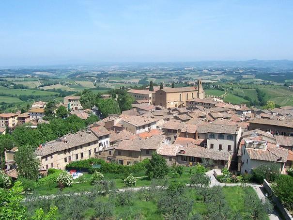 San-Gimignano Panorama