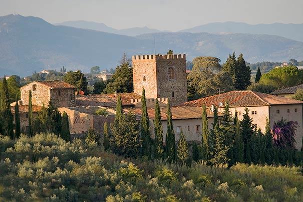 Romantischer Toskanaurlaub in Tavarnelle Val di Pesa
