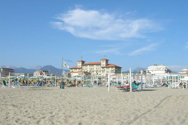 Viareggio - bietet beste Möglichkeiten für Familienurlaub am Meer