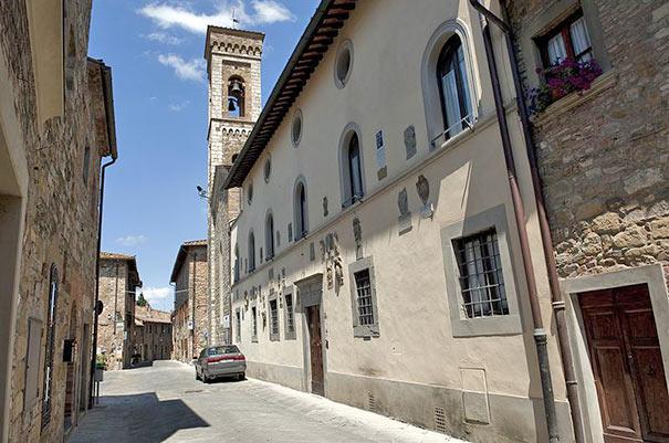 Palazzo Pretorio in Barberino Val d'Elsa