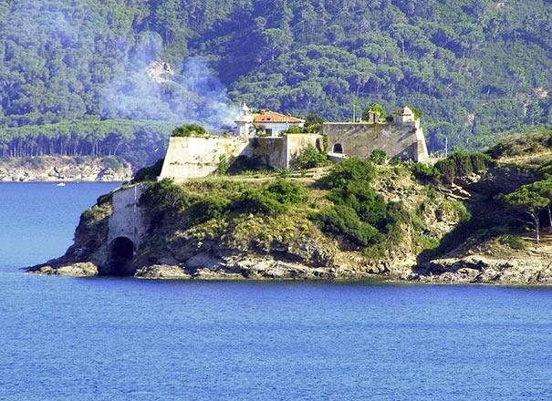 Die Festung Forte Focardo