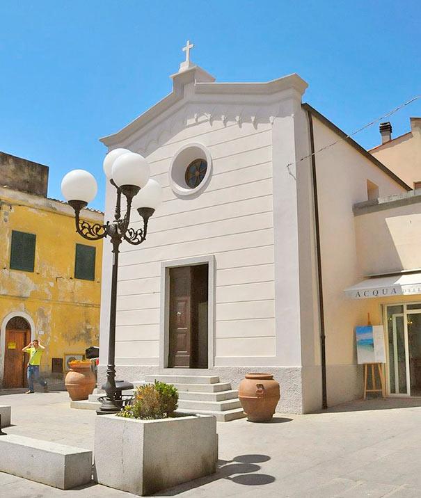 Kirche San Gaetano in Capoliveri