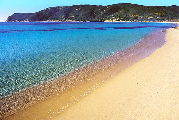 Strand von Lacona (Capoliveri)