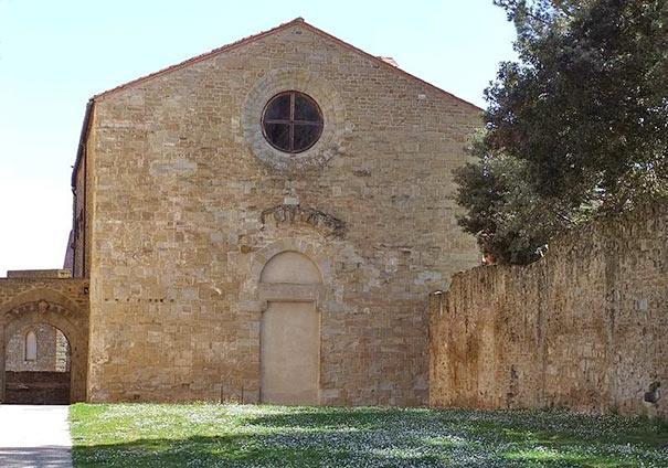 Kirche Sant'Angelo in Castiglion Fiorentino