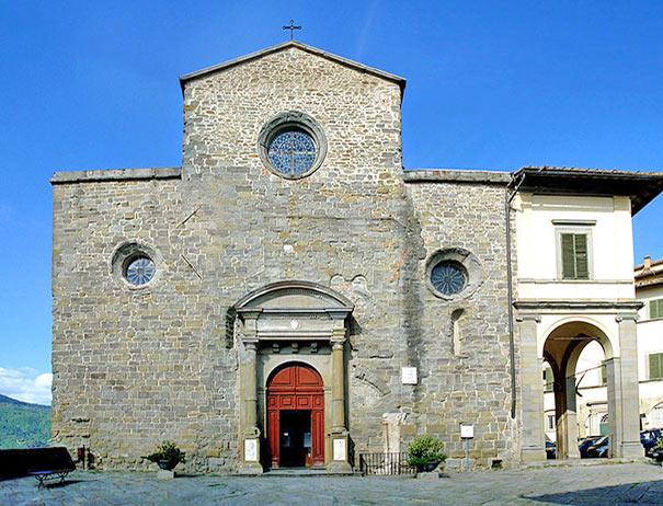 Kathedrale von Cortona