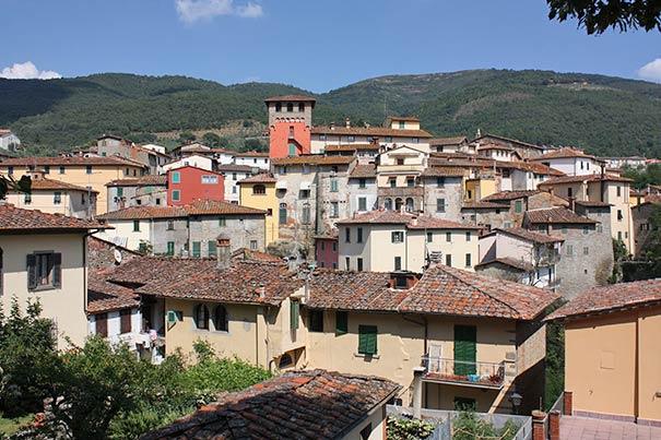 Natururlaub im historischen Loro Chiuffenna