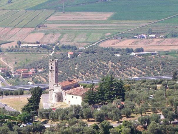 Pieve San Panatalone in Elici