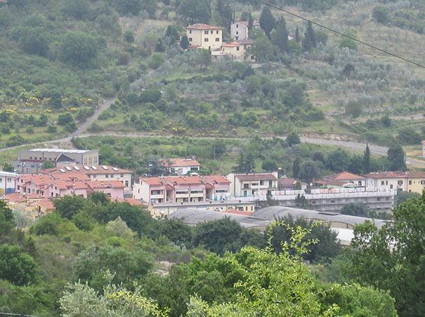 Troghi, Ortsteil von Rignano sull'Arno