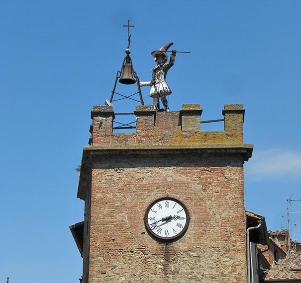 Torre di Pulcinella