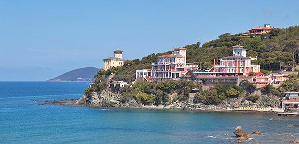 Hotels in Castiglioncello