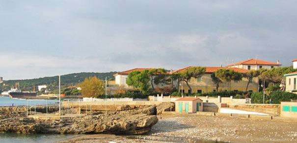 Küste von Castiglioncello