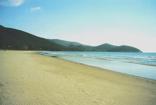 Naturstrand Marina di Aberese