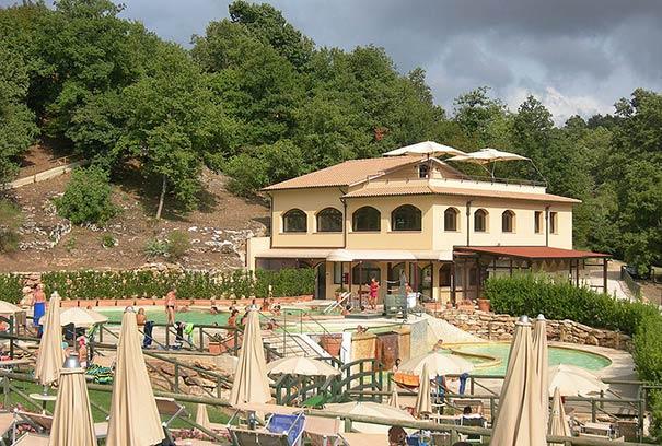 Kururlaub in Sorano