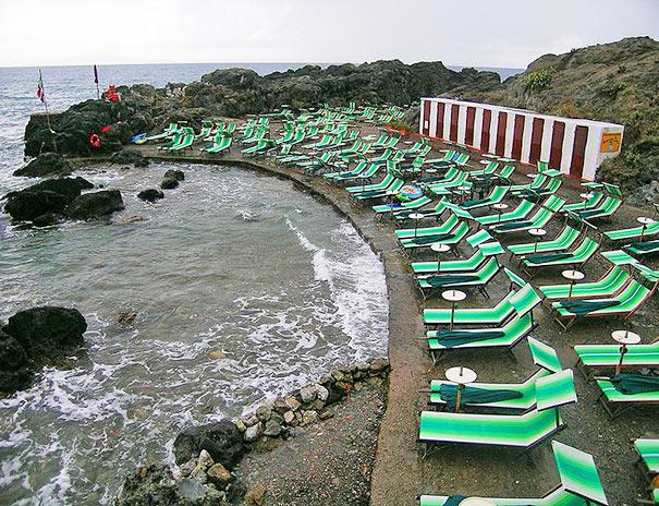 Strände beachpark & bagno delle donne talamone