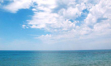 Strand von Marina di Cecina