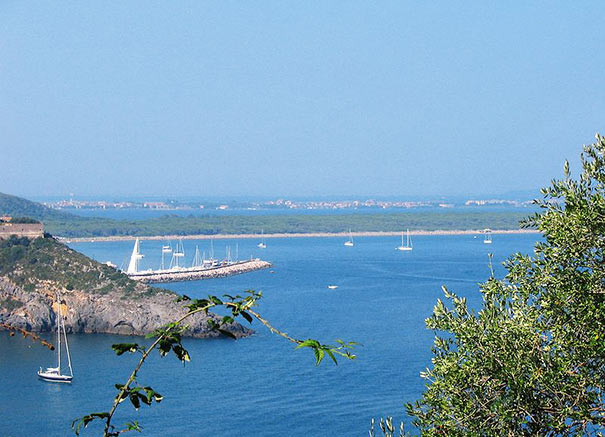 Lagune von Orbetello