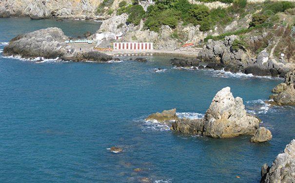 Strände Beachpark und Bagno delle Donne in Talamone