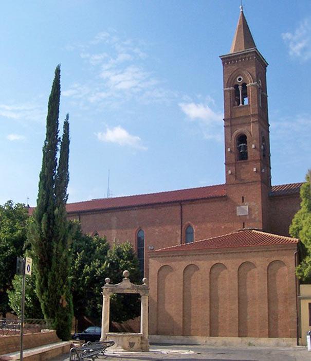 die Sankt-Franziskus-Kirche