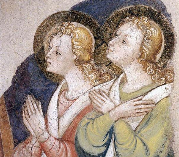 Fresken in der Kirche San Francesco