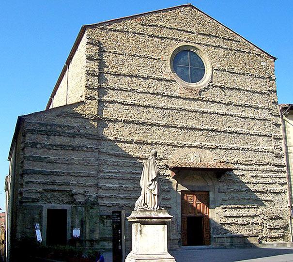 Kirche San Francesco in Arezzo