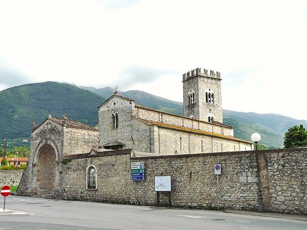 Abtei in Camaiore