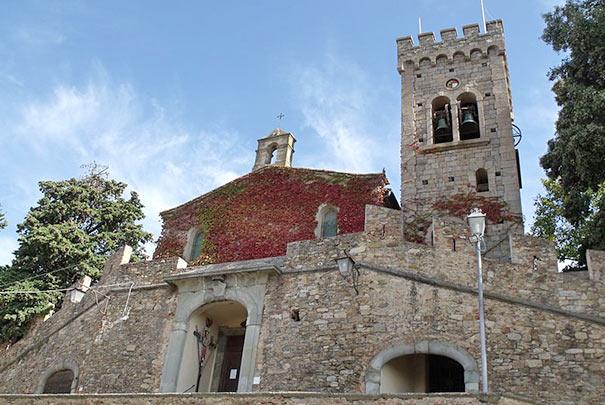 Propositura Di San Lorenzo in Castagneto Carducci