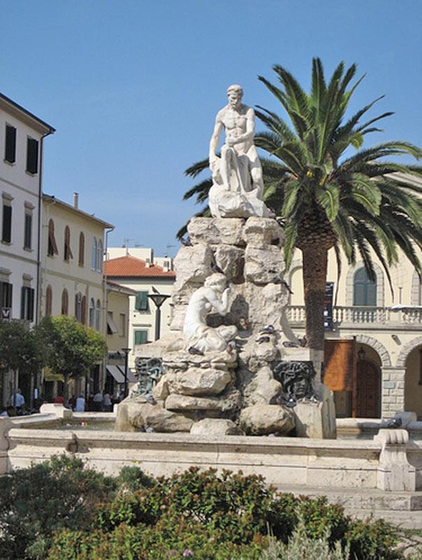 Fontana di Cecina