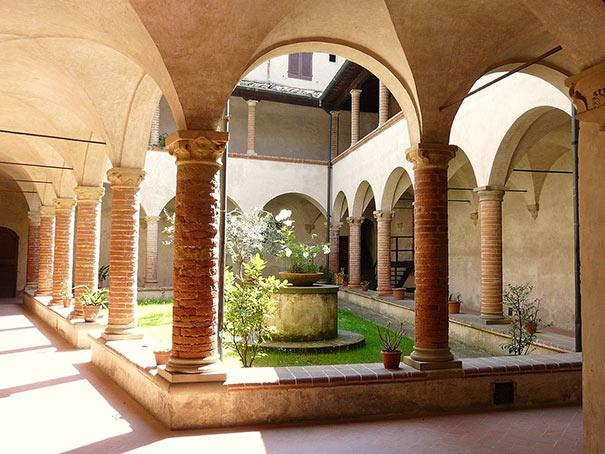 Klosterkirche Santi Jacopo e Filippo