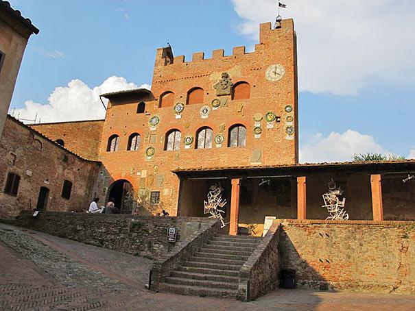 Palazzo Pretorio in Certaldo