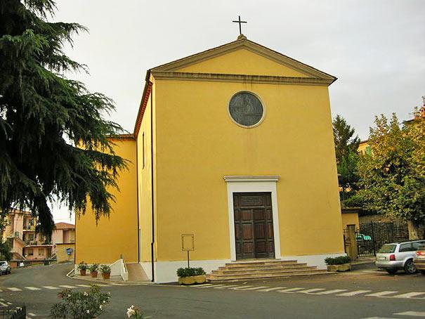 Kirche Santi Lorenzo e Agata