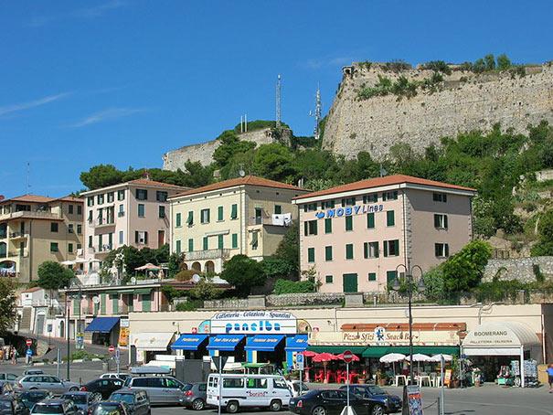 Festung der Medici in Portoferraio