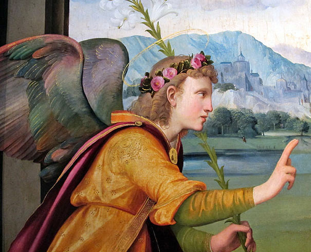 Gemälde in der Kirche San Pietro a Pitiana