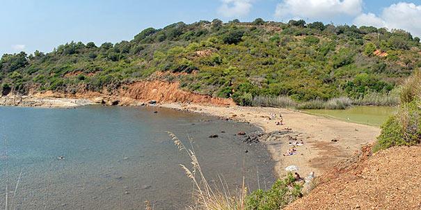 Strand Terra Nera