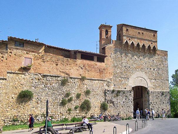Haupttor San Giovanni