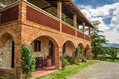 Agriturismo & Urlaub auf dem Bauerhof in Arezzo
