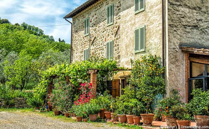 Ferienhäuser & Ferienwohnungen in Arezzo