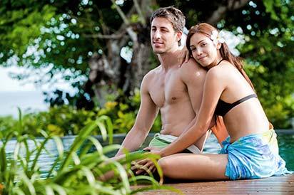 Ferienhäuser mit Pool