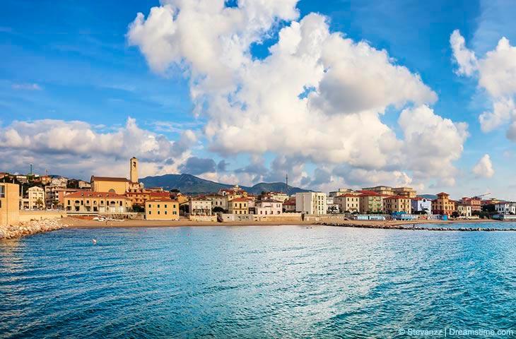 Ferienhäuser & Ferienwohnungen in San Vincenzo