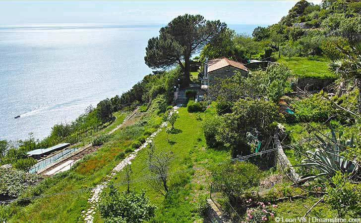 Ferienhäuser & Ferienwohnungen in Campiglia Marittima