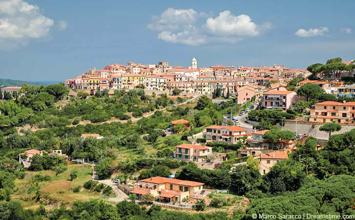 Ferienhäuser & Ferienwohnungen in Capoliveri