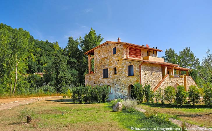 Ferienhäuser & Ferienwohnungen in Castelnuovo Berardenga