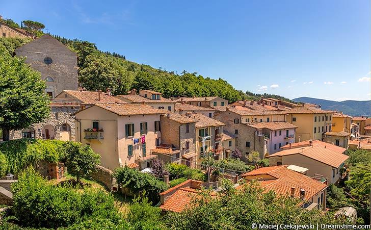 Ferienhäuser & Ferienwohnungen in Cortona