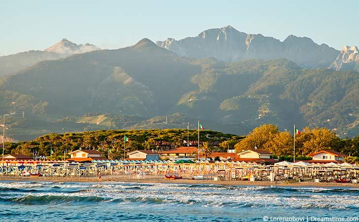 Ferienhäuser & Ferienwohnungen in Forte dei Marmi
