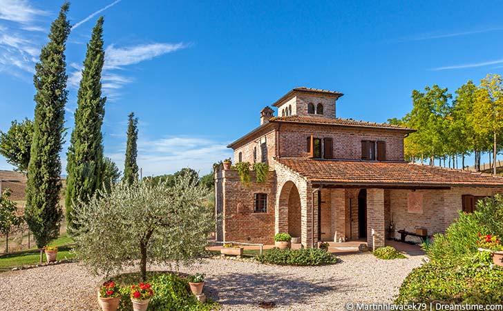 Ferienhäuser & Ferienwohnungen in Gambassi Terme