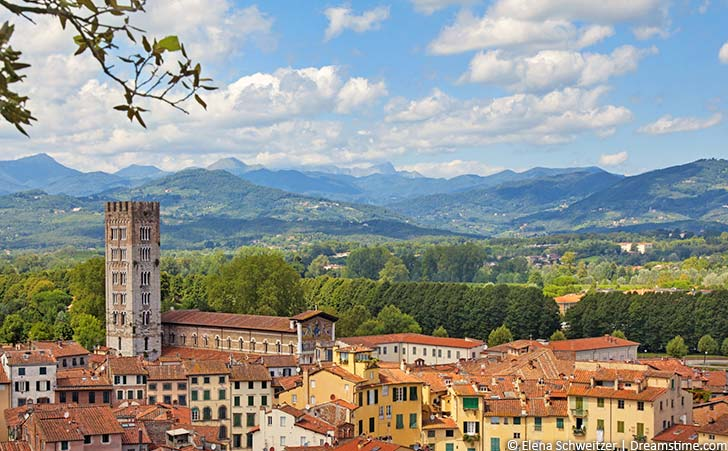 Ferienhäuser & Ferienwohnungen in Lucca
