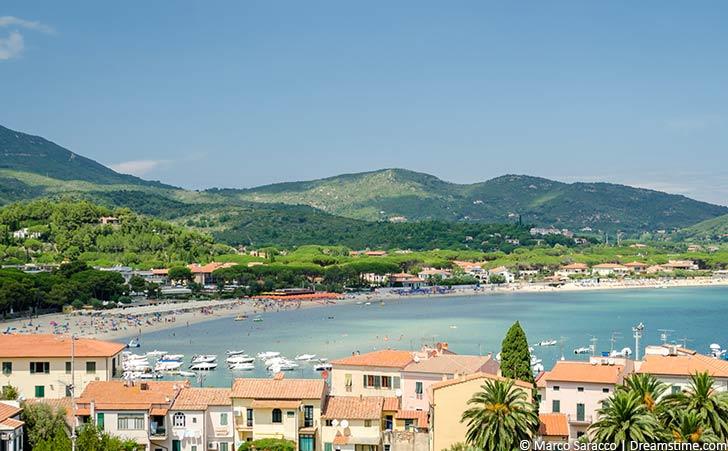 Ferienhäuser & Ferienwohnungen in Marina di Campo