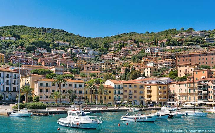 Ferienhäuser & Ferienwohnungen auf Monte Argentario